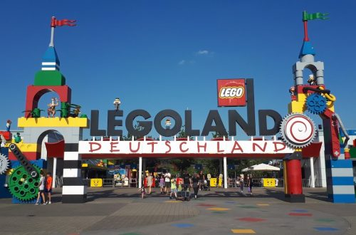 intrare legoland germania