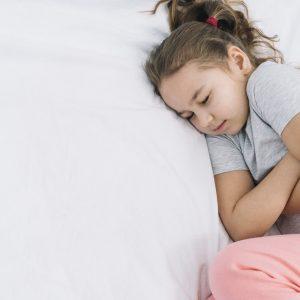durerea de burta la copii, cauze emotionale